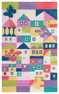 Rizzy Home Play Day PD340B Area Rug