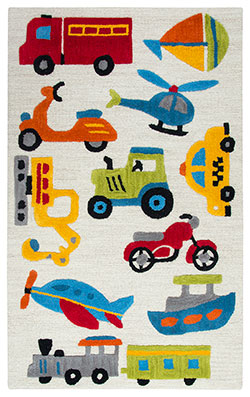 Rizzy Home Play Day PD579A Area Rug