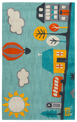 Rizzy Home Play Day PD587A Area Rug