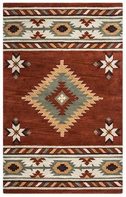 Rizzy Home Southwest SU1822 Area Rug