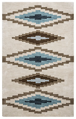 Rizzy Home Tumble Weed Loft TL9056 Area Rug