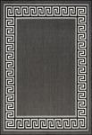 Tayse Eco Giovanna ECO1000 Black Area Rug