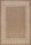 Tayse Eco Giovanna ECO1003 Gold Area Rug