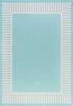 Tayse Eco Elgin ECO1106 Aqua Area Rug