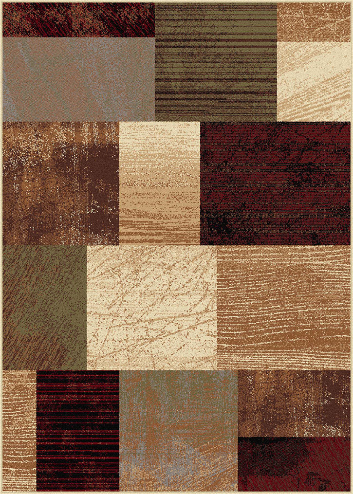 Elegance 5210 Multi Area Rug By Tayse
