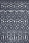 Tayse Wembley Shag Washington WMB3002 Dark Gray Area Rug