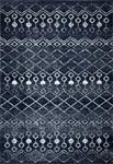 Tayse Wembley Shag Washington WMB3005 Navy Area Rug