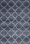 Tayse Wembley Shag Waterbury WMB3102 Dark Gray Area Rug