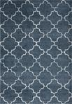 Tayse Wembley Shag Waterbury WMB3104 Medium Blue Area Rug