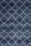 Tayse Wembley Shag Waterbury WMB3105 Navy Area Rug
