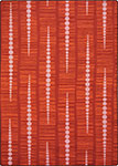 Kid Essentials - Teen Recoil Red Area Rug by Joy Carpets