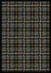 Games People Play Saint Andrews Flannel Gray Area Rug by Joy Carpets