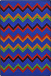 Kid Essentials - Teen Sonic Primary Area Rug by Joy Carpets