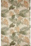 Liora Manne Ravella 2066/12 Tropical Leaf Neutral Area Rug