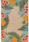 Liora Manne Ravella 2280/12 Tropical Neutral Area Rug