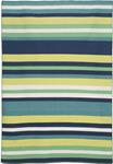Liora Manne Sorrento 6301/06 Tribeca Green Area Rug
