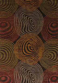 United Weavers Affinity 750 00475 Decibel Multicolor Area Rug