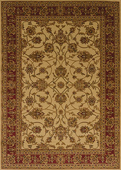 United Weavers Affinity 750 00815 Reza Ivory Area Rug