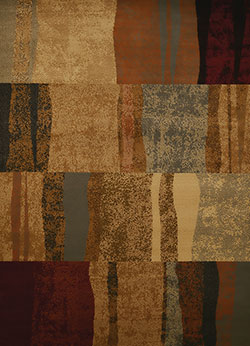United Weavers Affinity 750 04550 Shadows Brown Area Rug