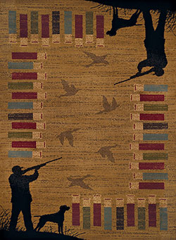 United Weavers Affinity 750 06218 Bird Shot Gold Area Rug