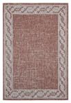 United Weavers Augusta 3900 10029 Whitehaven Terracotta Area Rug