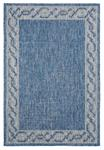 United Weavers Augusta 3900 10060 Whitehaven Blue Area Rug