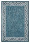 United Weavers Augusta 3900 10063 Whitehaven Aqua Area Rug