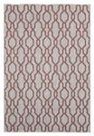 United Weavers Augusta 3900 10429 Belle Mare Terracotta Area Rug