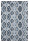United Weavers Augusta 3900 10460 Belle Mare Blue Area Rug