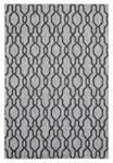 United Weavers Augusta 3900 10470 Belle Mare Black Area Rug