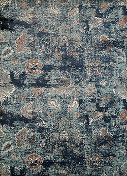 United Weavers Bridges 3001 00160 Via Vicosa Blue Area Rug