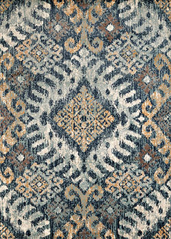 United Weavers Bridges 3001 00264 Verazanno Navy Area Rug