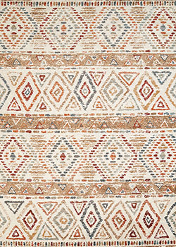 United Weavers Bridges 3001 00675 Salto Grande Multi Area Rug