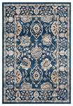 United Weavers Century 4500 10864 Griffen Navy Area Rug