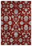 United Weavers Century 4500 11238 Julius Crimson Area Rug