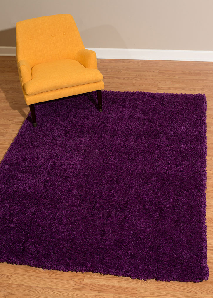United Weavers Columbia 2310 0100 Verbena Purple Area Rug
