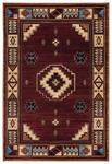 United Weavers Cottage 2055 40334 Pelican Park Burgundy Area Rug