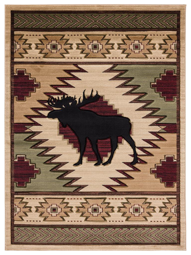United Weavers Cottage 2055 40626 Elka Beige Area Rug