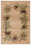 United Weavers Cottage 2055 40926 Farmington Beige Area Rug