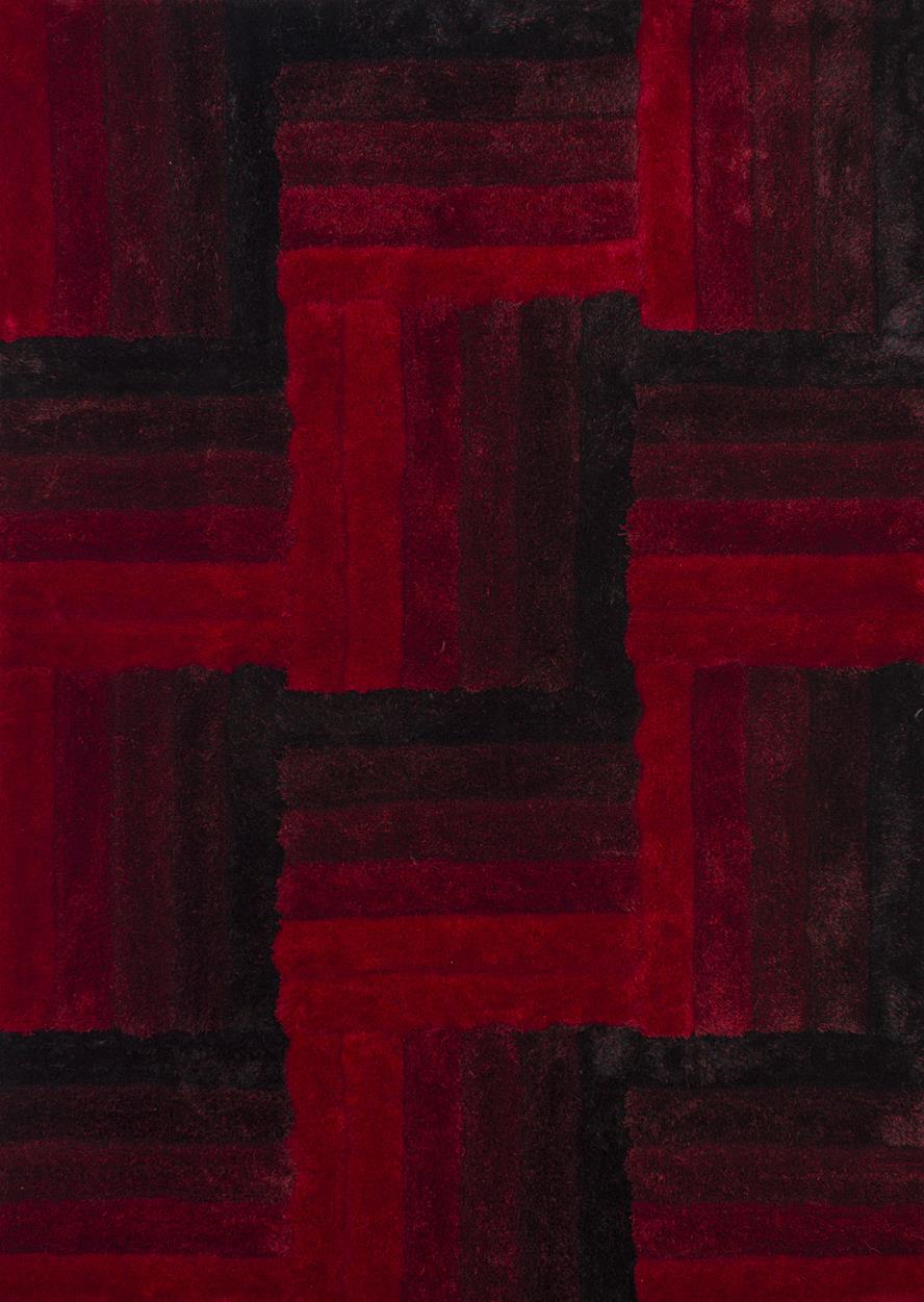 United Weavers Finesse 2100 20330 Flagstone Red Area Rug
