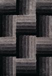 United Weavers Finesse 2100 20370 Flagstone Black Area Rug