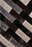 United Weavers Finesse 2100 21170 Chichi Black Area Rug