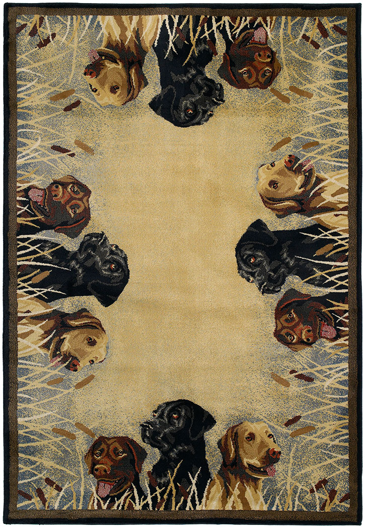 United Weavers Designer Genesis - Hautman Labs In Marsh 532 40617 Area Rug
