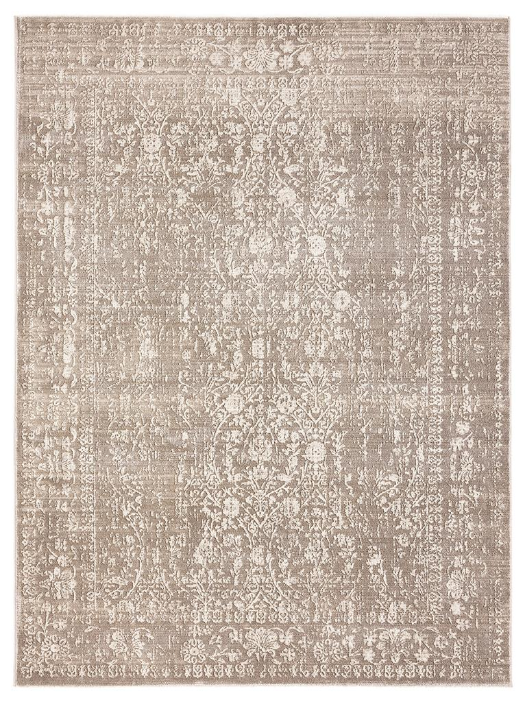 United Weavers Imperial 1855 20194 Evolution Taupe Area Rug