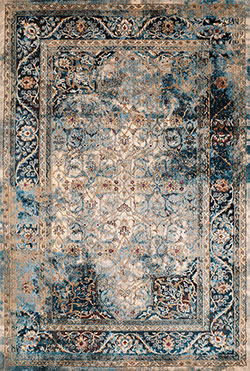 United Weavers Jules 3000 00262 Camelot Cerulean Area Rug