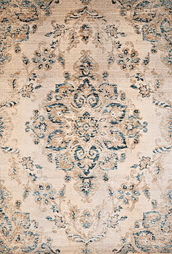 United Weavers Jules 3000 01019 Jubilee Parchment Area Rug
