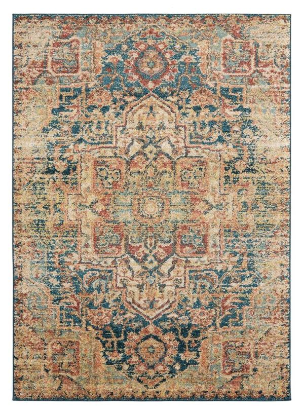 United Weavers Marrakesh 3801 30675 Duchess Multi Area Rug