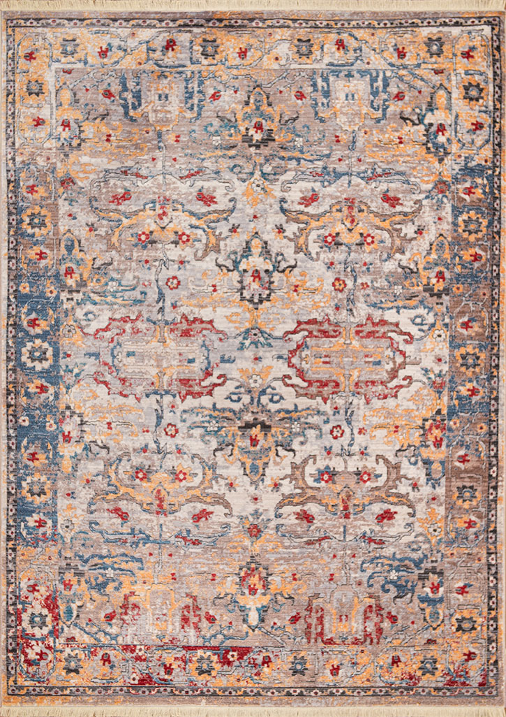 United Weavers Monaco 1950 10435 Moneghetti Garnet Area Rug
