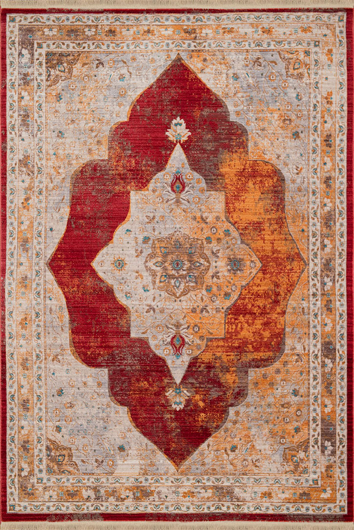 United Weavers Monaco 1950 10535 Monegasque Garnet Area Rug