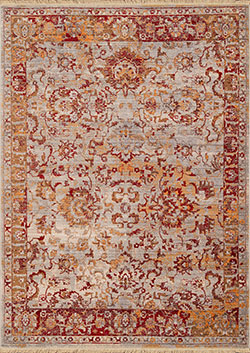 United Weavers Monaco 1950 10735 Virtuoso Garnet Area Rug